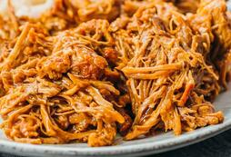 Buffalo Pulled Pork